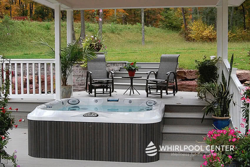 Jacuzzi Pool - Für In- & Outdoor: Whirlpool Center