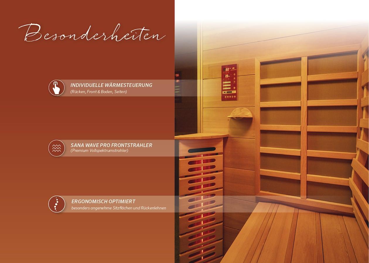woodena besonderheiten