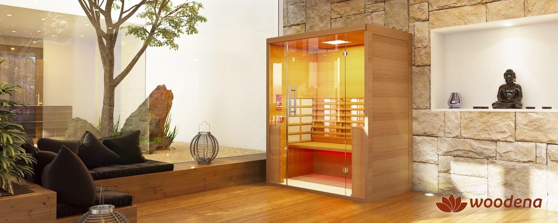 infrarotkabine woodena