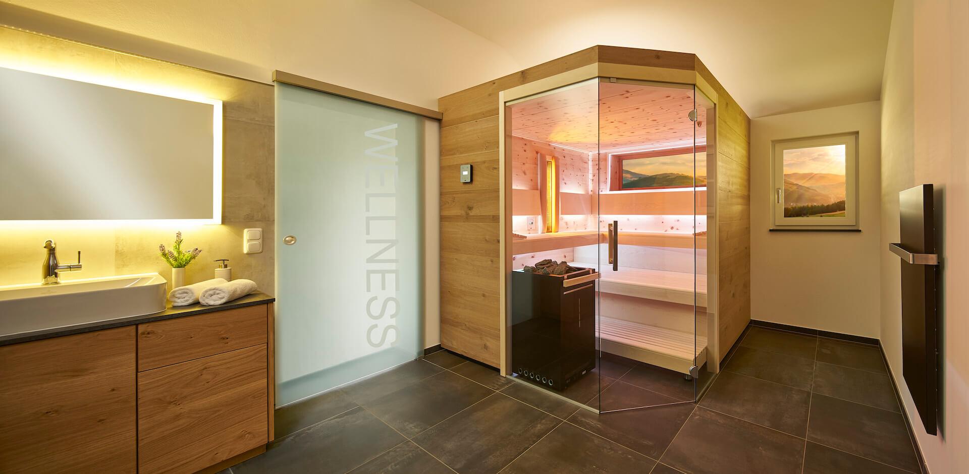 Sauna Indoor