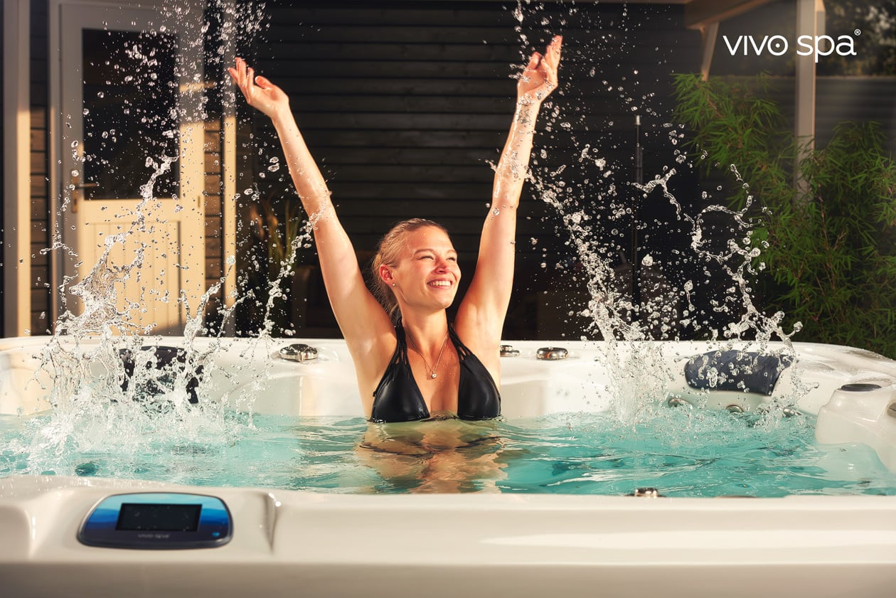 vivo spa outdoor whirlpool