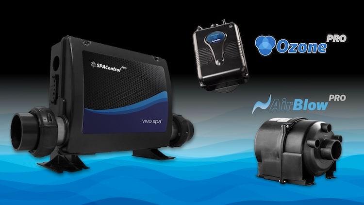 vivo spa Swim Spa Technologie