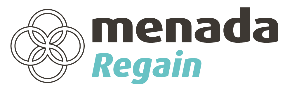 whirlpool-center-massagesessel-menada-regain-logo