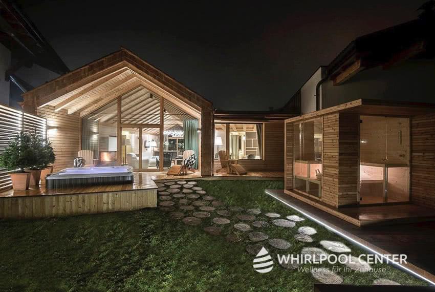 Whirlpools Outdoor – Für Ihr Zuhause: Whirlpool Center