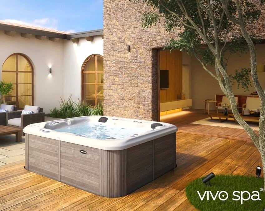 whirlpool outdoor vivo spa