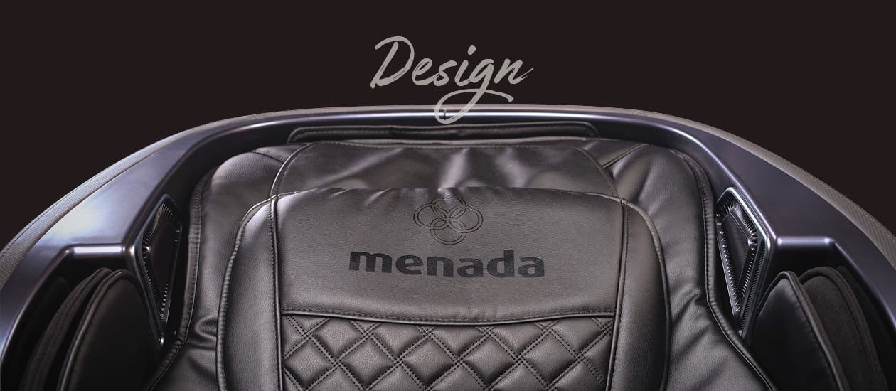 menada massagesessel design