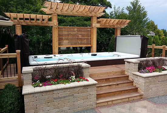 swim spa referenzen entdecken whirlpool center. Black Bedroom Furniture Sets. Home Design Ideas