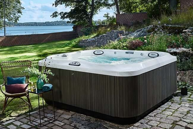 Whirlpools Luxus Fur Ihren Garten Whirlpool Center