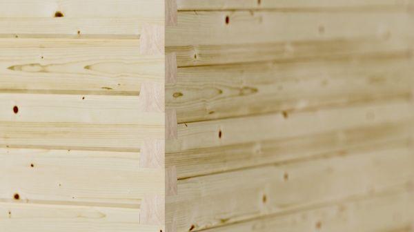 Hetki Gartensauna Holz