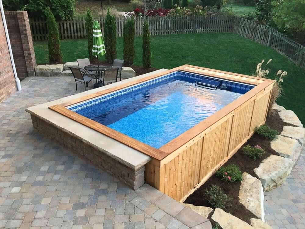 endless pools zuhause schwimmen das beste erleben. Black Bedroom Furniture Sets. Home Design Ideas
