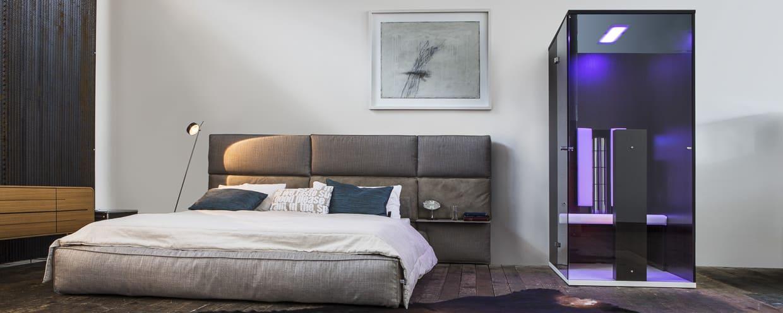 Infrarotkabine Schlafzimmer 3D Modell