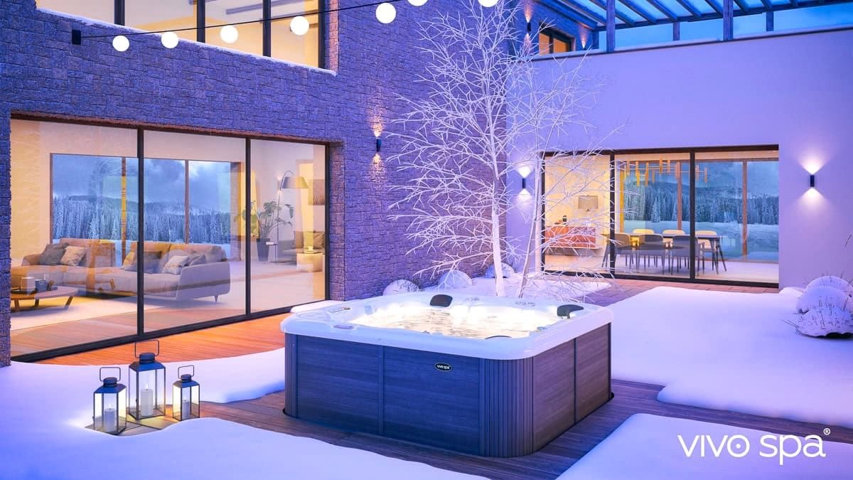 vivo spa winter