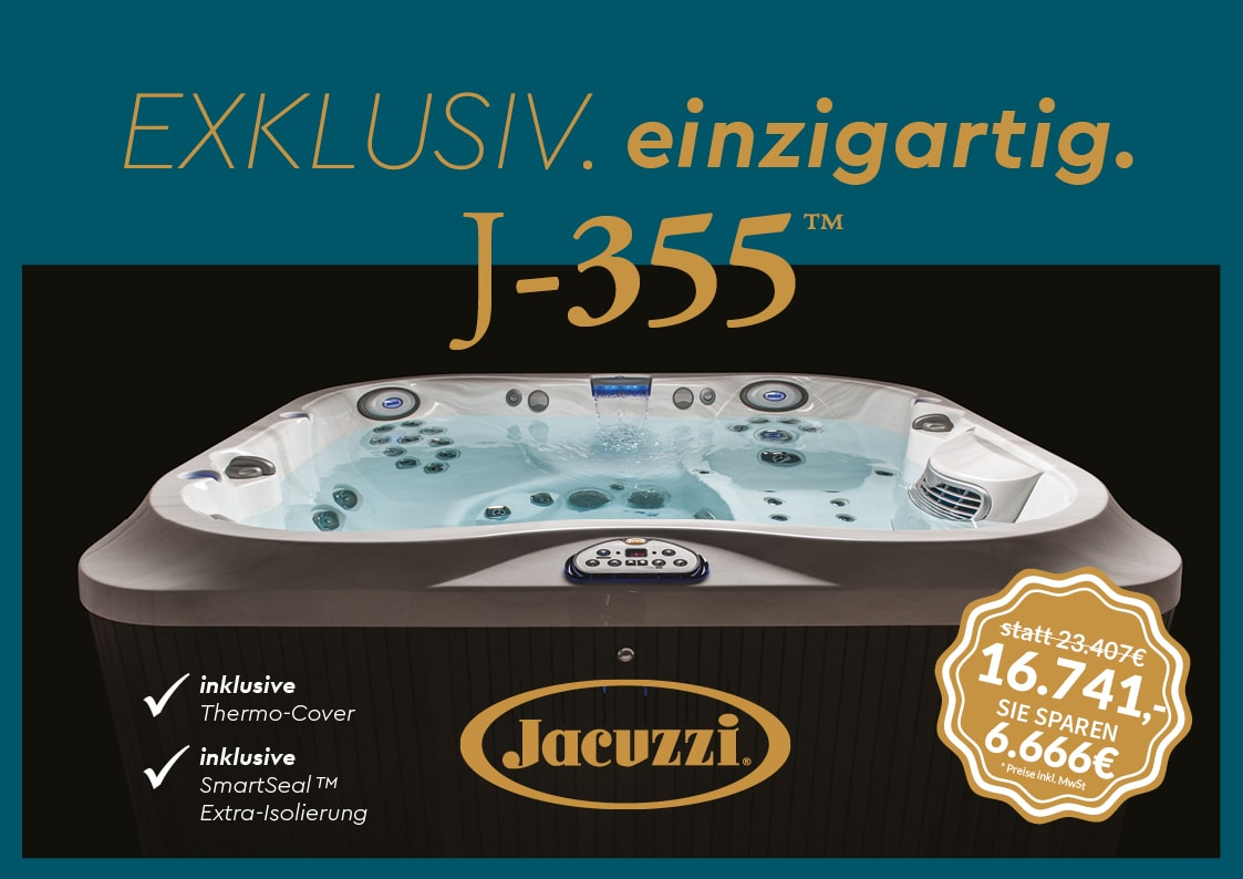 jacuzzi outdoor aktion