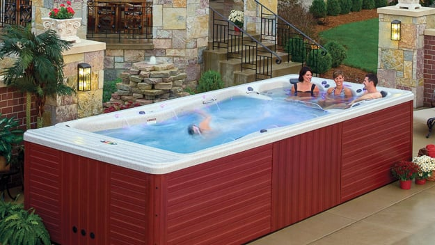 Master Spas Swim Spa H2X