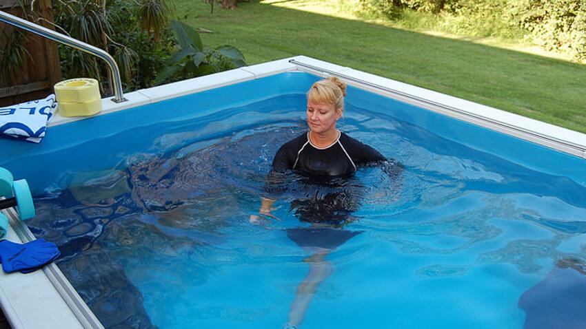 Endless Pools®: Zuhause schwimmen – das Beste erleben!