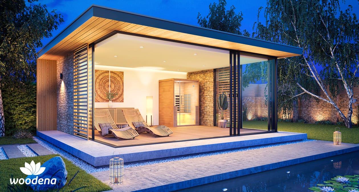whirlpool-center-infrarotkabinen-woodena-sana-sense-2-blue-hour-pavillon